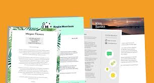 design letter 10 cover letter templates and design tips to impress employers