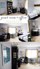 office make over. Guest Room + Office Makeover, Delineateyourdwelling.com Make Over