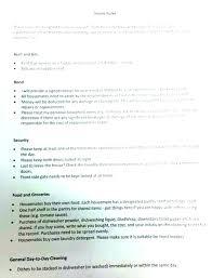 House Rules For Roommates Template House Rules For Roommates Template Housemate Agreement