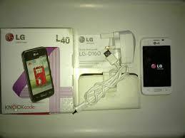 LG L40 D160 - 4GB - White (Unlocked ...