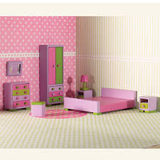 The Dolls House Emporium Rainbow Bedroom Set  Hamleys - Bedroom emporium
