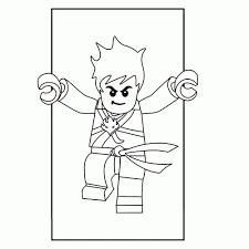 20 Idee Lego Ninjago Kleurplaat Slang Win Charles