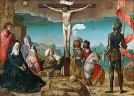 the crucifixion flandes juan de