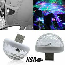 Đèn LED USB ánh sáng trắng dùng để trang trí nội thất xe ô tô giảm chỉ còn  22,596 đ