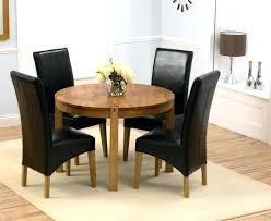 small round dining table 4 chairs glass and ikea rovigo chrome room small round dining table
