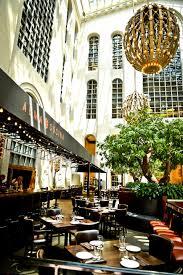 Indoor Patio indoor patio dining hospitality design of alma cocina atlanta 4845 by xevi.us