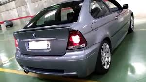 bmw compact m power - YouTube