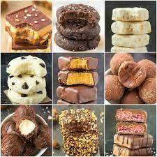 By holistic yum save pin print share Easy No Bake Low Carb Keto Desserts Paleo Vegan The Big Man S World