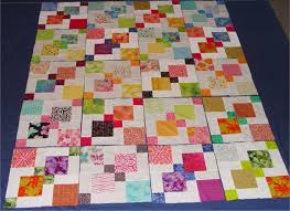125 best Disappearing 4 patch images on Pinterest | Quilting ideas ... & Disappearing 9-patch Tutorial Adamdwight.com