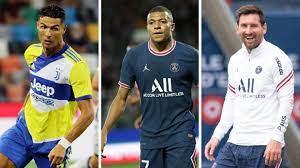 Ronaldo, Mbappé, Messi: Wie der Transfersommer plötzlich historische  Auswüchse annahm