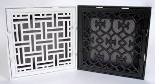 Decorative Return Air Vent Cover Decorative Wall Air Return Vent Covers Home And Furnitures Reference