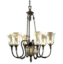 chandeliers chandelier glass shade replacement shades panels globes for