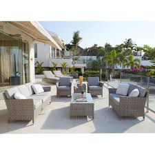 skyline design outdoor furniture. skyline design cielo rattan garden sofa suite outdoor furniture