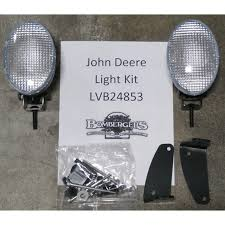 john deere 3720 lawnmowers john deere rear work light kit lvb24853 3320 3520 3720 4320 4520 4720 4044r 4052