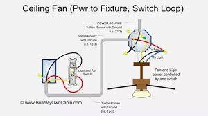 how to wire a ceiling fan to a light switch quora four notes about this installation