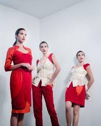 Andra Cora Fashion Designer Interviews with Riveting Riffs Magazine and Joe  Montague