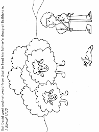 Small Picture Coloring Pages About King David Coloring Coloring Pages