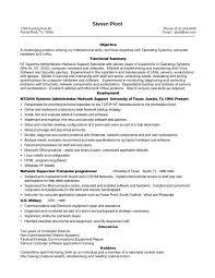 Sample Resume Experienced Cool Sample Professional Resume Format For