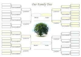 Family Tree Picture Template Free Family Tree Template Printable Blank Templates Pepino Co