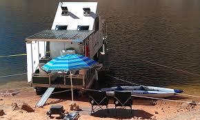 yknow diy camper pontoon boat