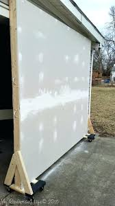 diy movable wall how to build movable walls awesome design ideas how to build movable