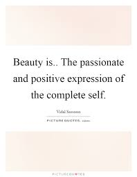 Beauty Expression Quotes