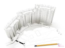 Exellent Architectural Design Drawings Architecture House Interior Drawing T In Beautiful Ideas