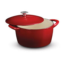 kenmore iron. kenmore 5.5-quart red cast-iron dutch oven with lid | shop your way: online shopping \u0026 earn points on tools, appliances, electronics more iron d