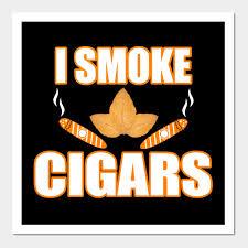 Cigar Chart Poster Cigar Cigars
