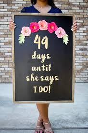 It's so much fun to put together and an ideal gift to give to. How To Make A Wedding Countdown Calendar Kiss The Bride Magazine