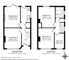 3 bedroom house plans uk awesome 3 bed house floor plans uk