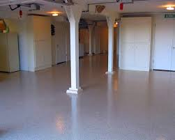 painted basement floorsHow To Prep Paint and Finish Your Cement Basement Floor