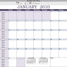 Ic Monthly Timesheet Template Monthly Timesheet Template Lavanc Org