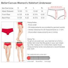 Love Lock Bella Hotshort Underwear