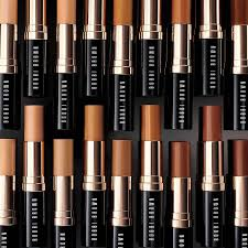 many of the brands that used to take care of poc skin in the 90s have fizzled out but not so with bobbi brown thanks in a big way to its range