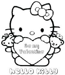 Valentine Day Printable Coloring Pages Free Valentines Printable