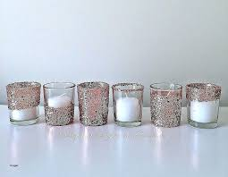 diy personalized votive candle holders candles wedding favors beautiful gold centerpie personalized votive candles