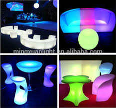neon furniture. Rechargeable Outdoor Acrylic Led Furniture For Bar Set Neon E