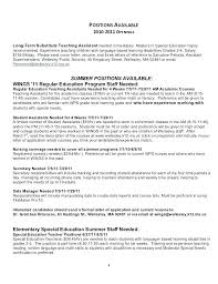 Teacher Skills For Resume Mesmerizing Superintendent Cover Letter Analyst Design Synthesis Elementary
