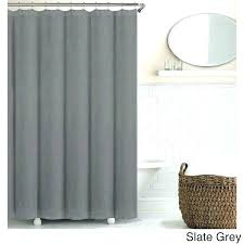 short shower curtain short shower curtain grey shower curtains echelon home washed linen shower curtain free
