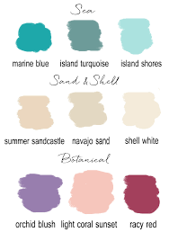 sand paint colorTropical Paint Colors  My Colortopia