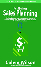sales for small business 30 seconds to success small business sales planning