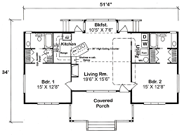 1500 Square Foot Ranch House Plans With Garage HOUSE DESIGN AND Floor Plans With Garage