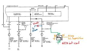 civic alarm wiring diagram civic wiring diagrams 99 civic dx hatchback alarm install door trigger honda tech
