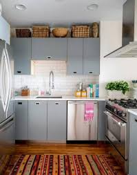 Kitchen Design For Apartments Magnificent Apartment Quick Fixes That Don't Require Landlords College News