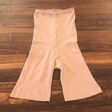 Spanx Higher Power Short Size Chart Spanx Super Power High Waisted Short Panties E