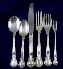 Gorham Flatware Patterns
