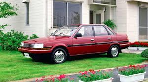 Toyota Corona T150 01 1983 12 1987 - YouTube