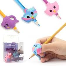 OT Pencil Grips For <b>Kids Adults</b> | Writing Corrector Aid | Right ...