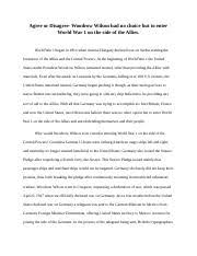 new deal essay support or refute a key feature of the new deal  3 pages world war 1 essay